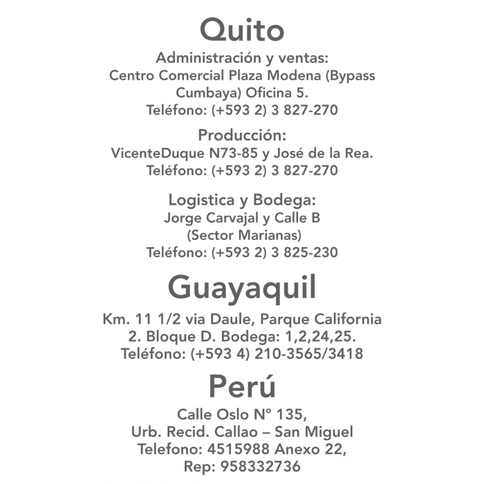 Contacto-Texto
